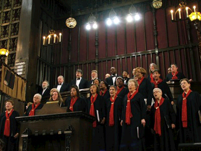 Community Renewal Chorus and All God's Children